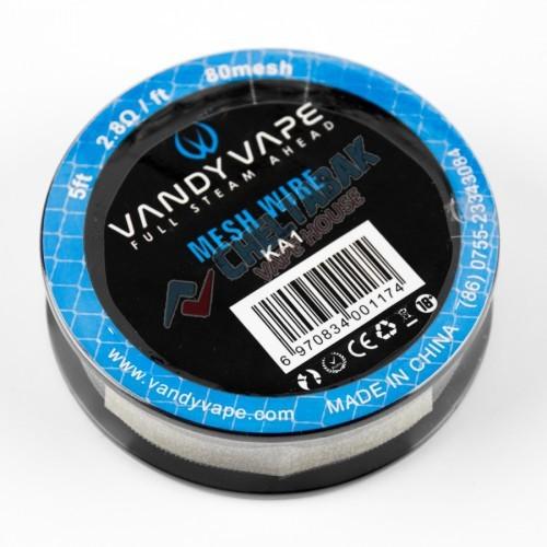 Сетка из кантала Vandy Vape Mesh Wire