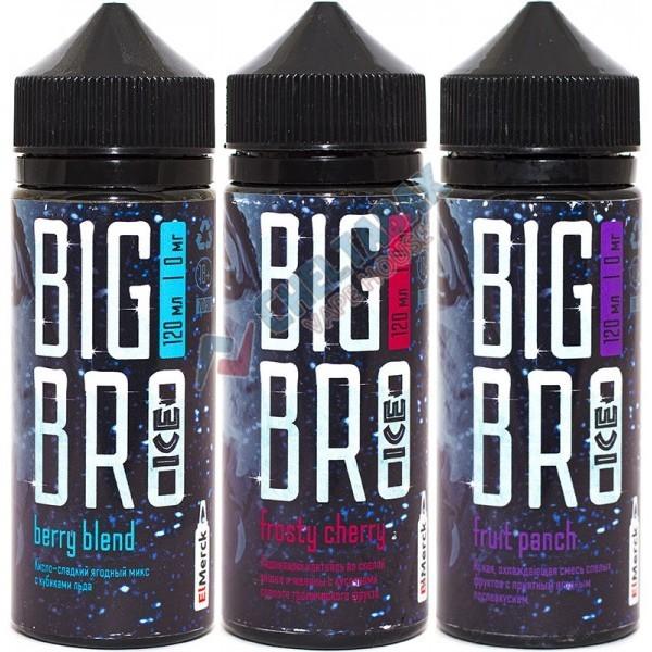 Жидкость Big Bro Ice 120мл.