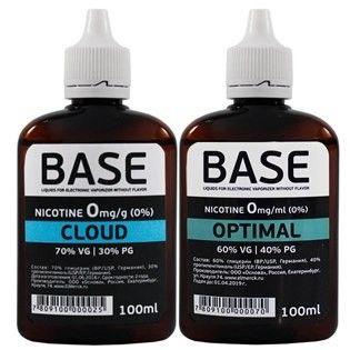 Основа BASE NicSelect 100мл.