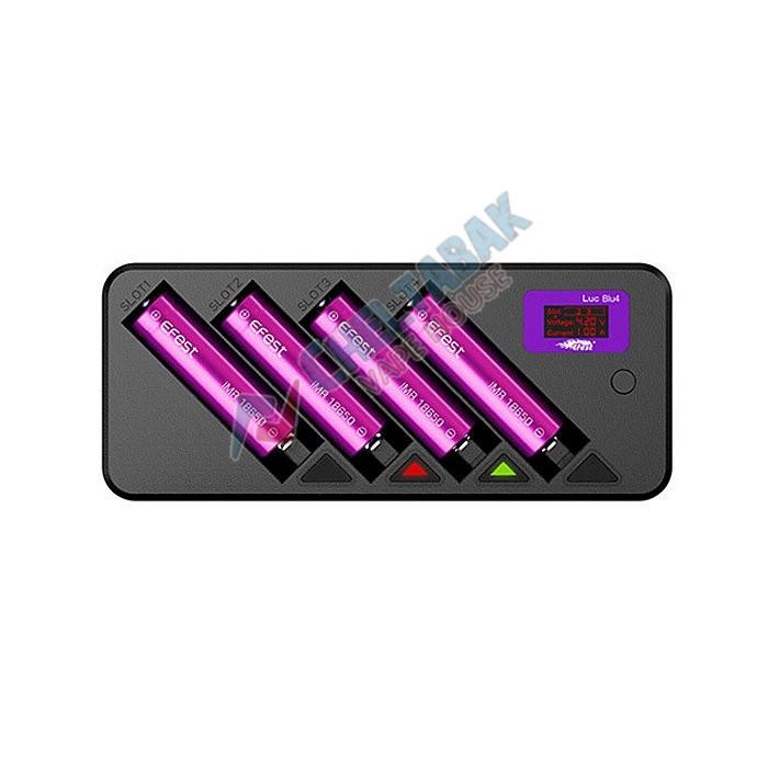 Зарядное устройство Efest Blu 4