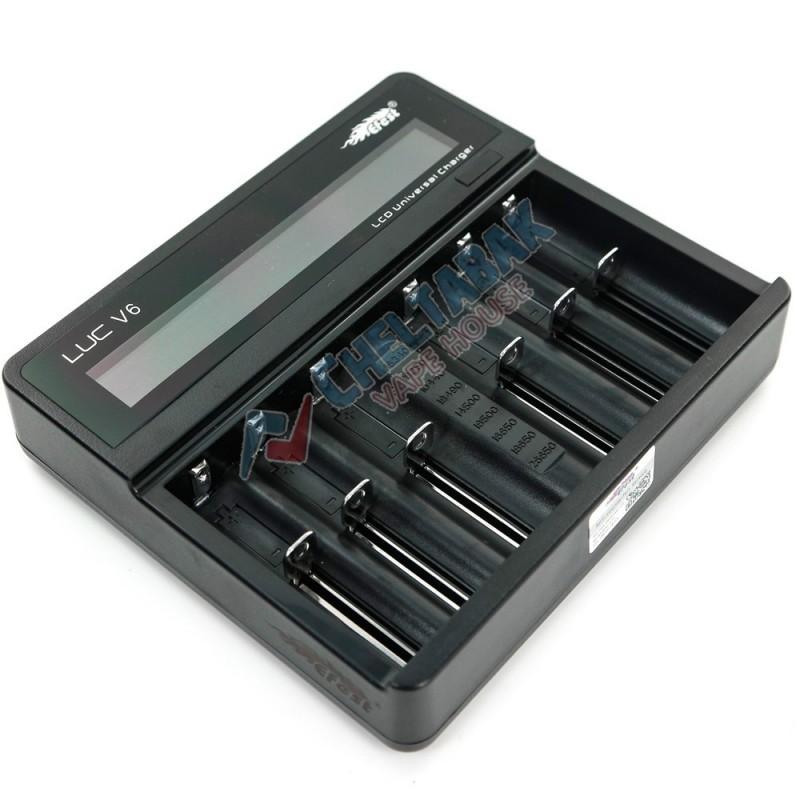 Зарядное устройство Efest LUC V6