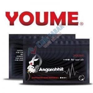 Хлопковая вата YOUME Angorabbit