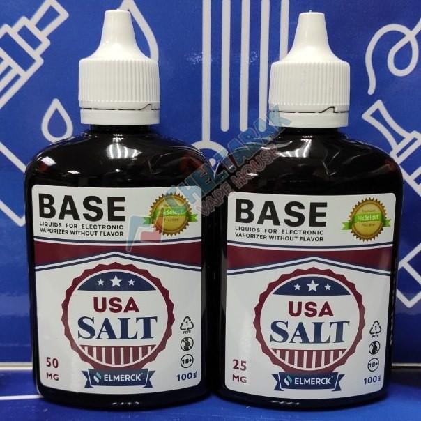 Основа BASE NicSelect USA SALT