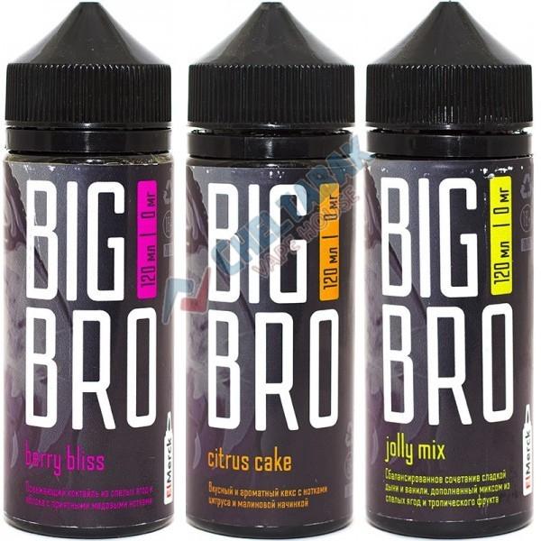 Жидкость Big Bro 120мл.