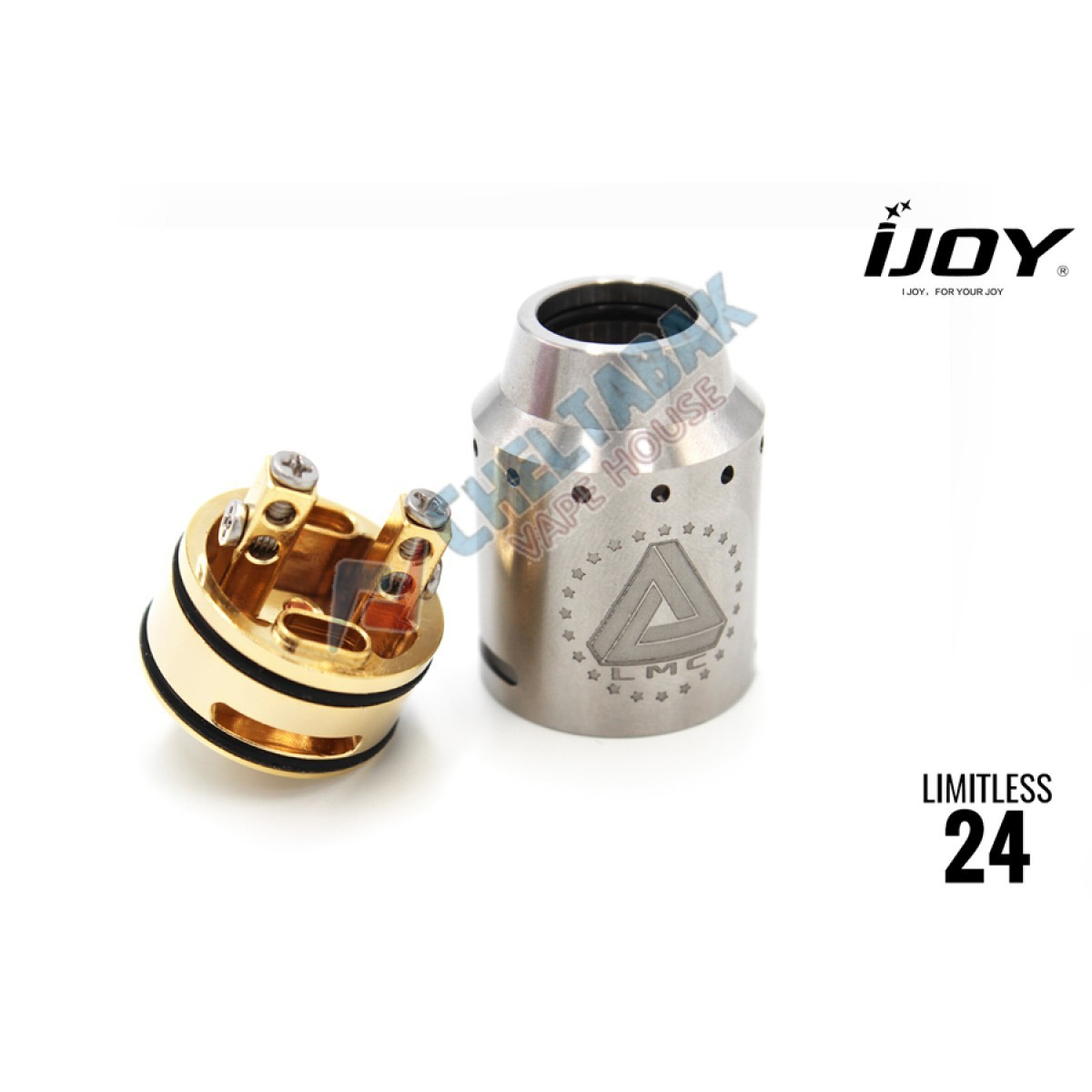 Дрипка iJoy Limitless 24 RDA