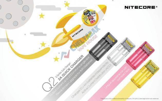 Зарядное устройство NITECORE Q2