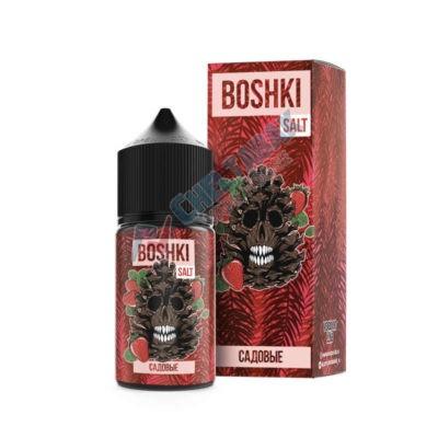 Жидкость Boshki SALT - Садовые