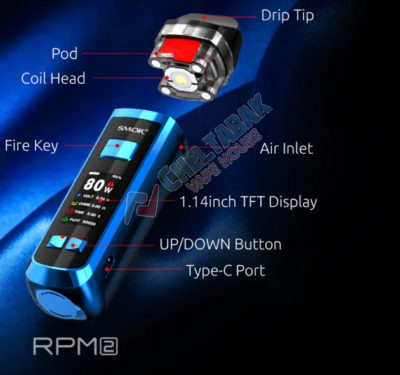 Набор SMOK RPM 2