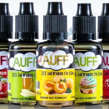 Жидкость AUFF SALT